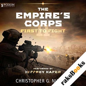 First to Fight audiobook cover art