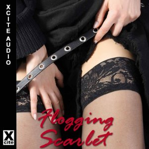 Flogging Scarlet audiobook cover art