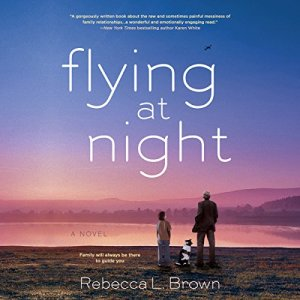 Flying at Night audiobook cover art