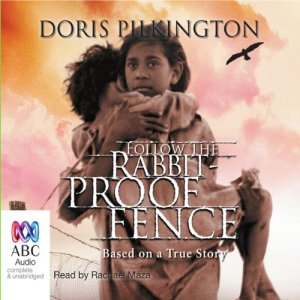 Follow the Rabbit-Proof Fence audiobook cover art