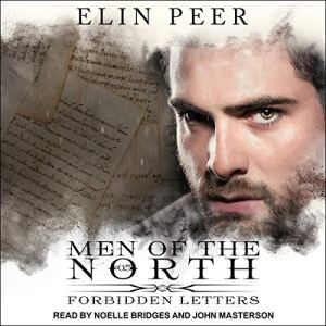 Forbidden Letters audiobook cover art