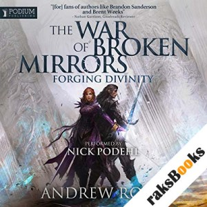 Forging Divinity audiobook cover art