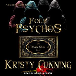 Four Psychos audiobook cover art