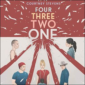 Four Three Two One audiobook cover art