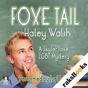 Foxe Tail audiobook cover art