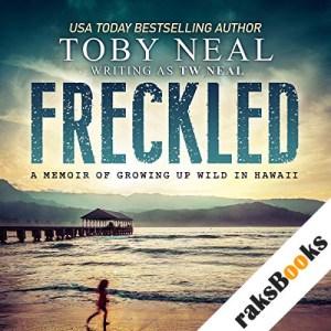 Freckled audiobook cover art