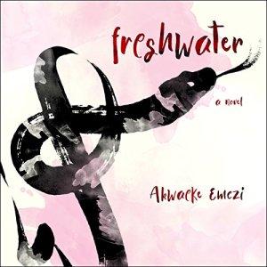 Freshwater audiobook cover art