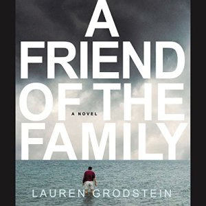 Friend of the Family audiobook cover art