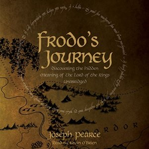 Frodo's Journey audiobook cover art