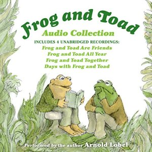 Frog and Toad Audio Collection audiobook cover art