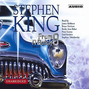 From a Buick 8 audiobook cover art