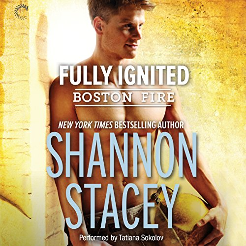 Fully Ignited audiobook cover art