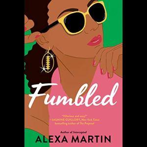Fumbled audiobook cover art