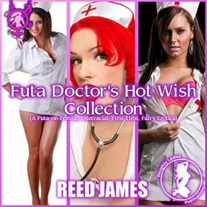 Futa Doctor's Hot Wish Collection audiobook cover art
