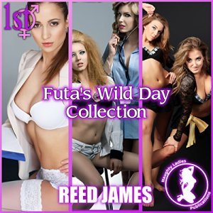Futa's Wild Day Collection audiobook cover art