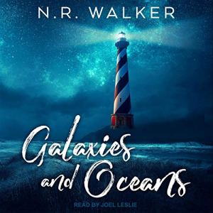 Galaxies and Oceans audiobook cover art