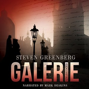 Galerie audiobook cover art