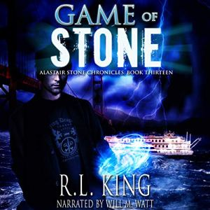 Game of Stone audiobook cover art