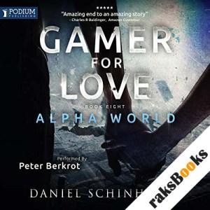 Gamer for Love audiobook cover art