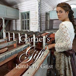 Garnet's Gift audiobook cover art