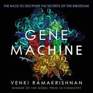 Gene Machine audiobook cover art