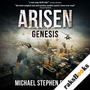 Genesis: Arisen, Book 0.5 audiobook cover art