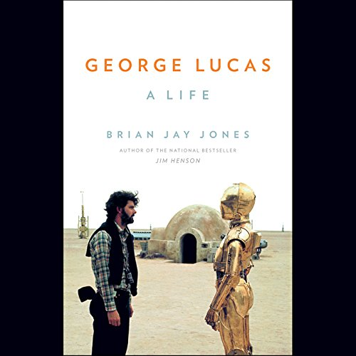 George Lucas audiobook cover art