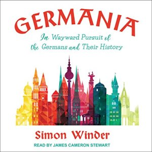 Germania audiobook cover art