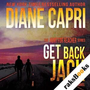 Get Back Jack audiobook cover art