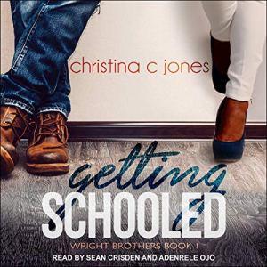 Getting Schooled audiobook cover art