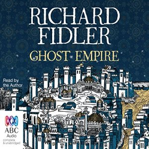 Ghost Empire audiobook cover art