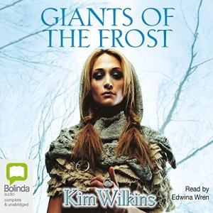 Giants of the Frost audiobook cover art