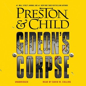 Gideon's Corpse audiobook cover art