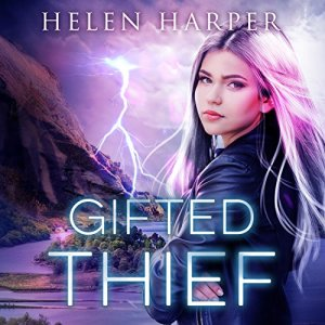 Gifted Thief audiobook cover art
