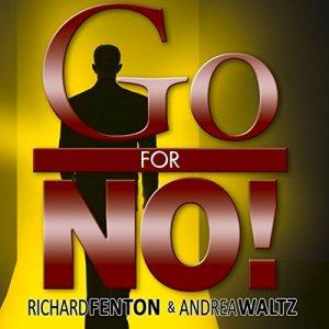 Go for No! audiobook cover art