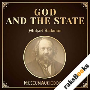 God and the State audiobook cover art