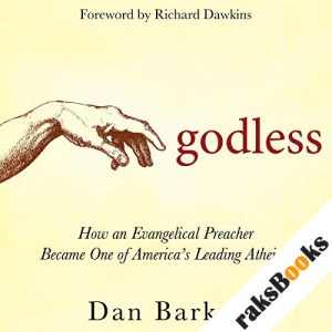 Godless audiobook cover art