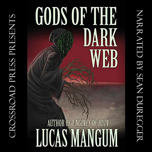 Gods of the Dark Web audiobook cover art