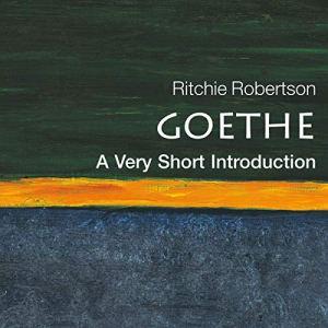 Goethe audiobook cover art