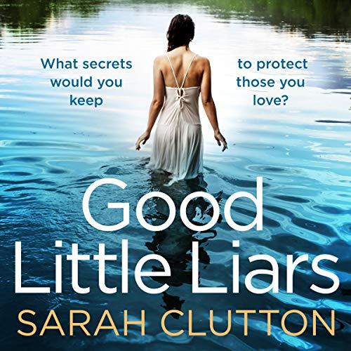 Good Little Liars audiobook cover art