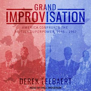 Grand Improvisation audiobook cover art
