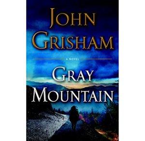 Gray Mountain audiobook cover art