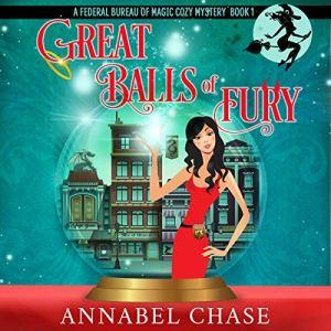 Great Balls of Fury audiobook cover art