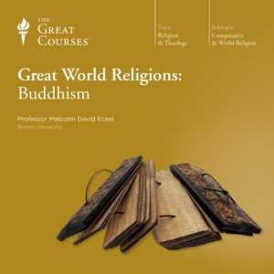 Great World Religions: Buddhism audiobook cover art