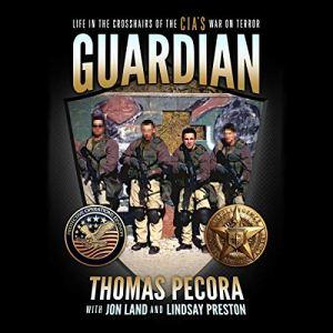 Guardian audiobook cover art
