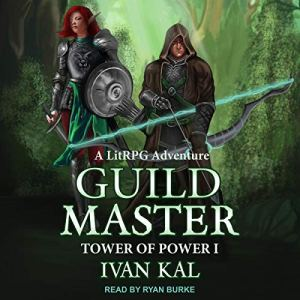 Guild Master audiobook cover art
