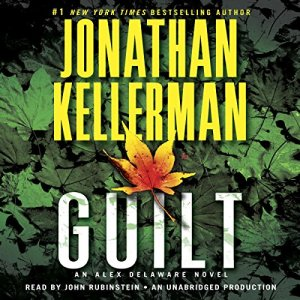 Guilt audiobook cover art