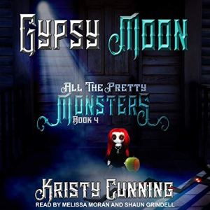 Gypsy Moon audiobook cover art