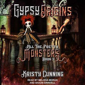 Gypsy Origins audiobook cover art