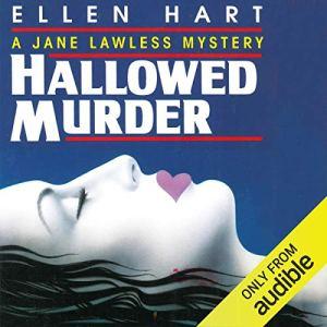 Hallowed Murder audiobook cover art